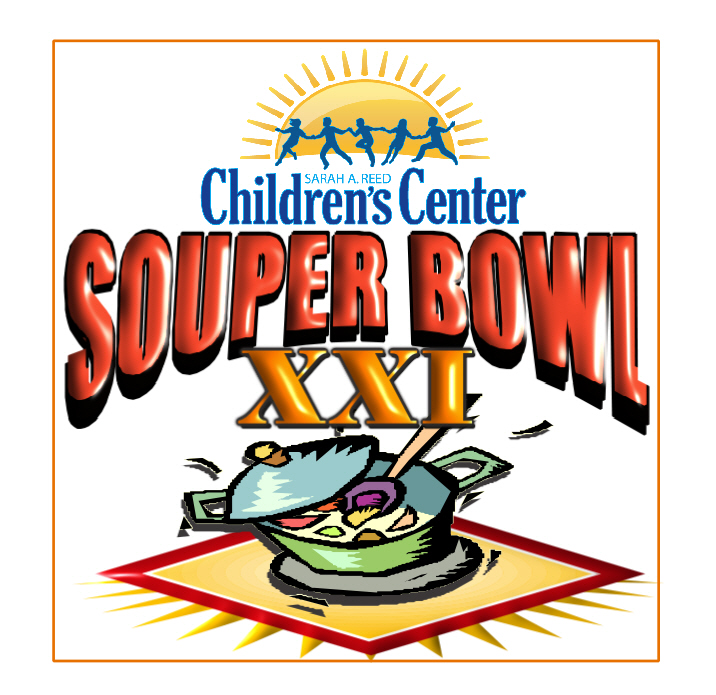thumbnail of Souper Bowl Logo XXI